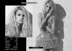Lara Babetzke