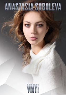 Anastasia Soboleva