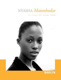 Nyasha Matonhodze