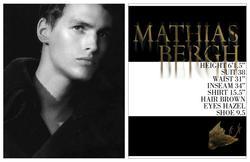 Mathias Bergh