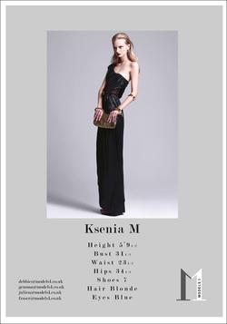 Ksenia M