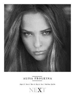 Alisa Frolkina