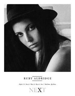 Ruby Aldridge