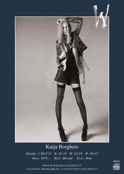 Katja Borghuis