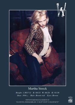 Martha Streck