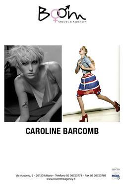 Caroline Barcomb
