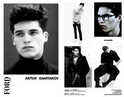 Artur Daniyarov