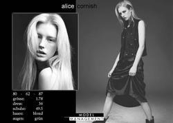 alice cornish