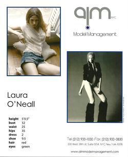 Laura O Neall