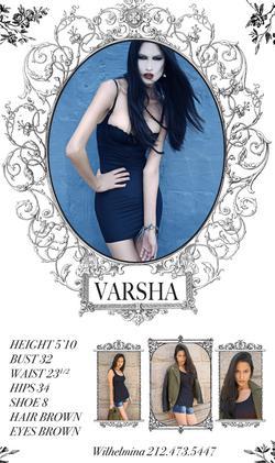 Varsha