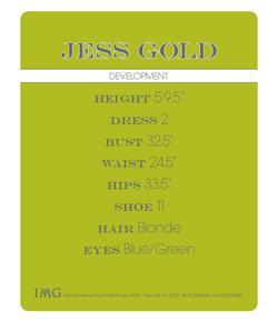 Jess Gold