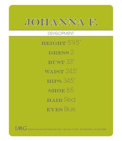 Johanna F