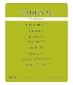Tabea W