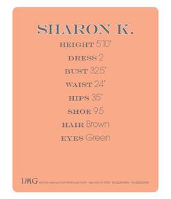 Sharon K