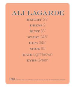 Ali Lagarde