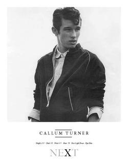 Callum Turner