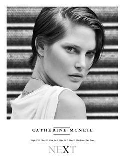 Catherine McNeil