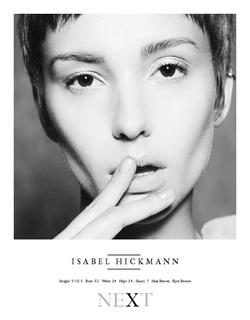 Isabel Hickman