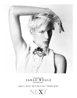 Sarah Whale