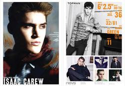 Isaac Carew