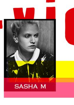 sasha m