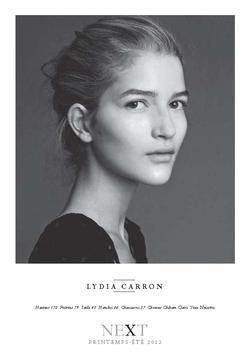 Lydia Carron