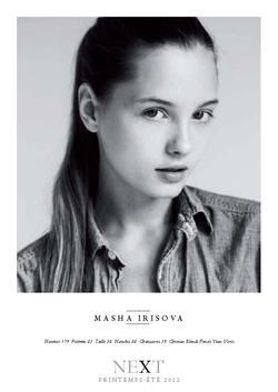 Masha Irisova