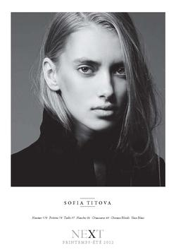 Sofia Titova