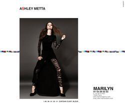 ashley metta