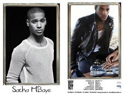Sacha M Baye