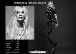 aleksandra orbeck-nilssen