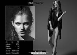 lena melcher