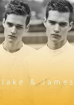 Jake and James