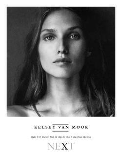 Kelsey Van Mook