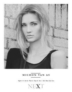 Michon Van As