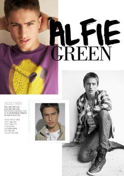 Alfie Green