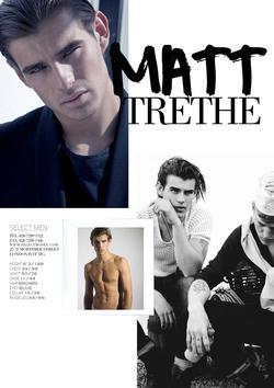 Matt Trethe