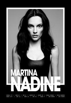 Nadine Martina