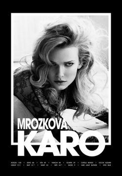 Karo Mrozkova