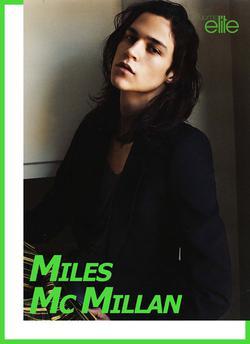 Miles McMillan