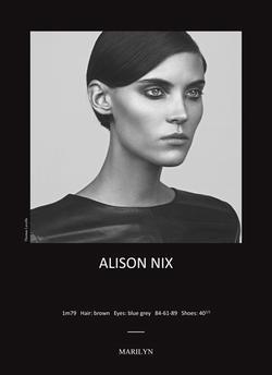 ALISON NIX 1