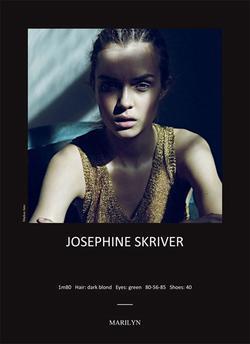 JOSEPHINE SKRIVER 1