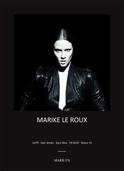 MARIKE LE ROUX 1