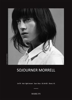 SOJOURNER MORRELL 1