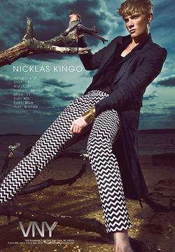 Nicklas Kingo