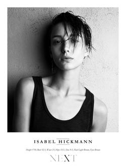 Isabel Hickman