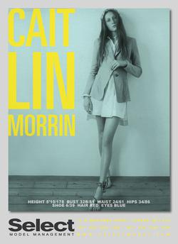 CAITLIN MORRIN