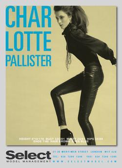 CHARLOTTE PALLISTER
