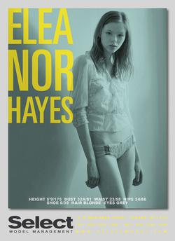 ELEANOR HAYES