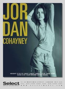 JORDAN COHAYNEY
